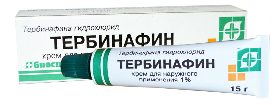 Тербинафин мазь