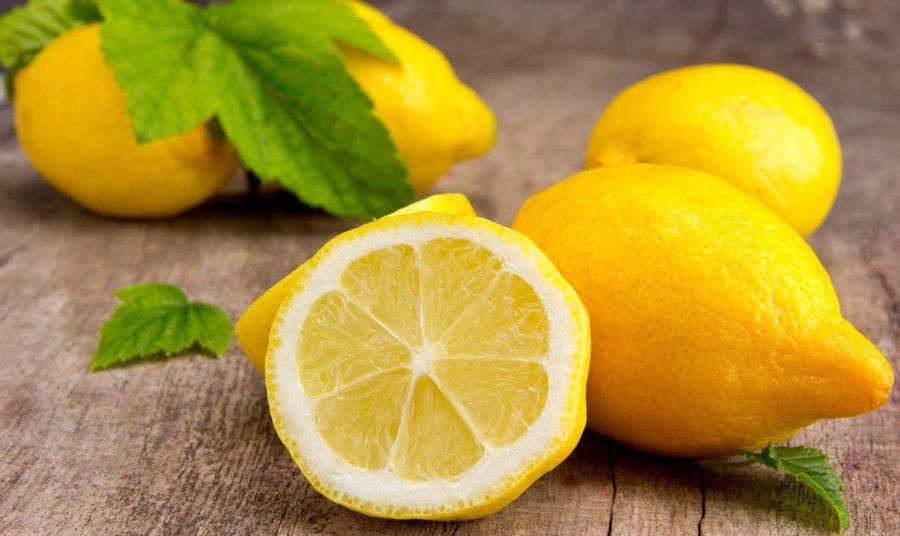 Лечение ногтевого грибка лимоном