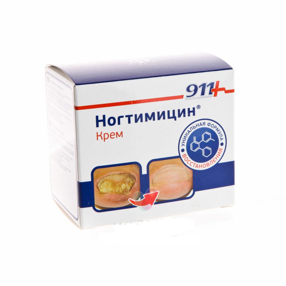 """Препарат """"Ногтимицин"""""""