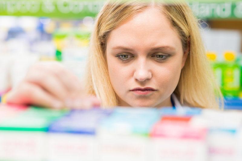 Выбор средства от молочницы