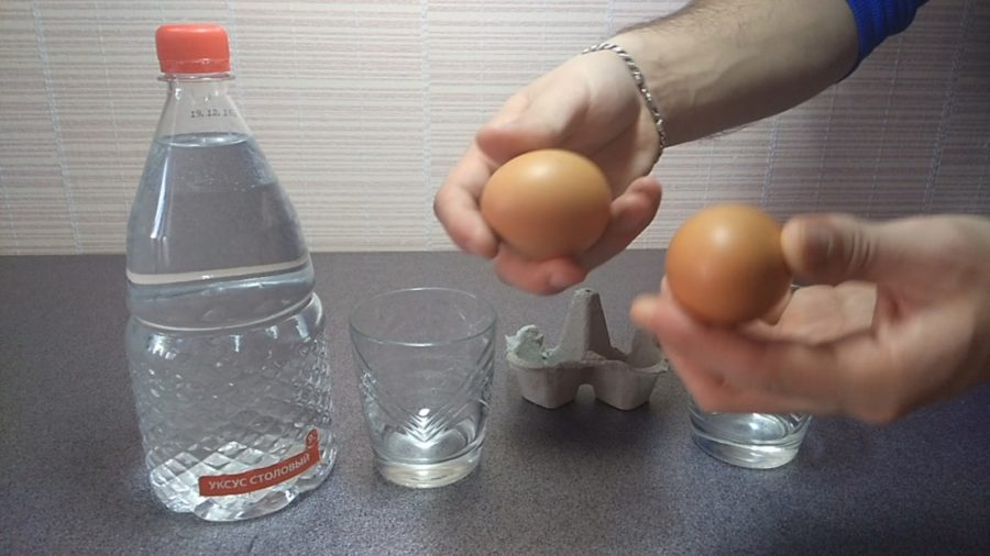 Мазь уксус яйцо масло применение
