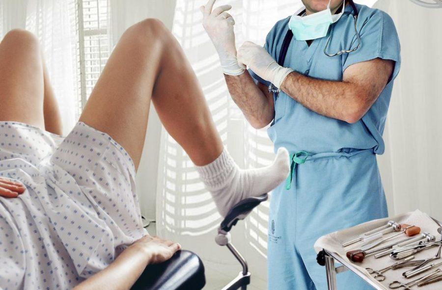 На приеме у гинеколога