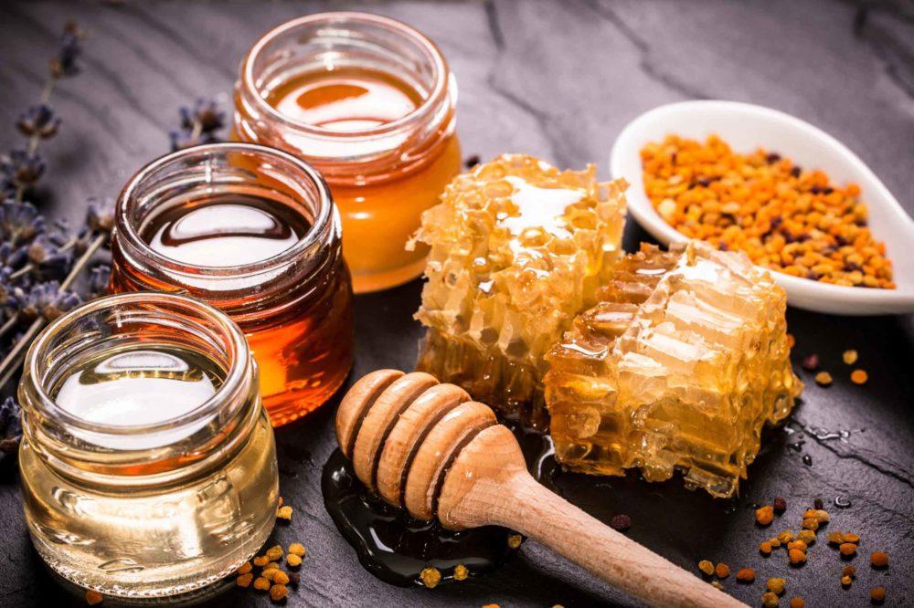 Лечение грибка ногтей продуктами пчеловодства