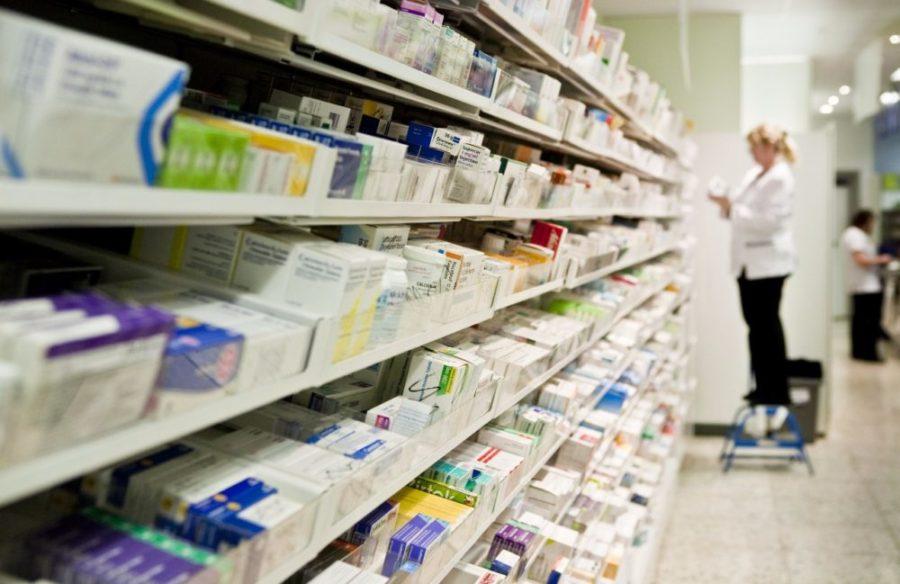 Препараты в аптеке