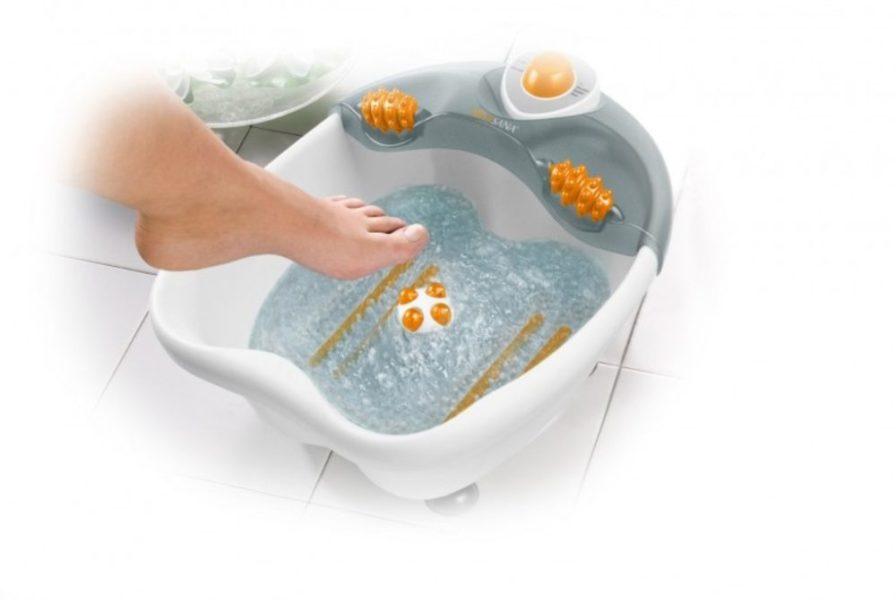 Горячая ванночка для ног