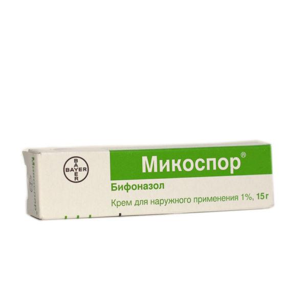 """""""Микоспор"""", как альтернатива"""