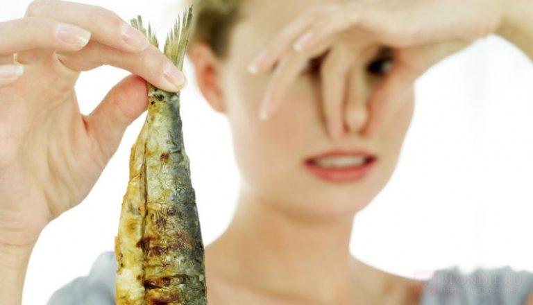 Рыбный запах при молочнице