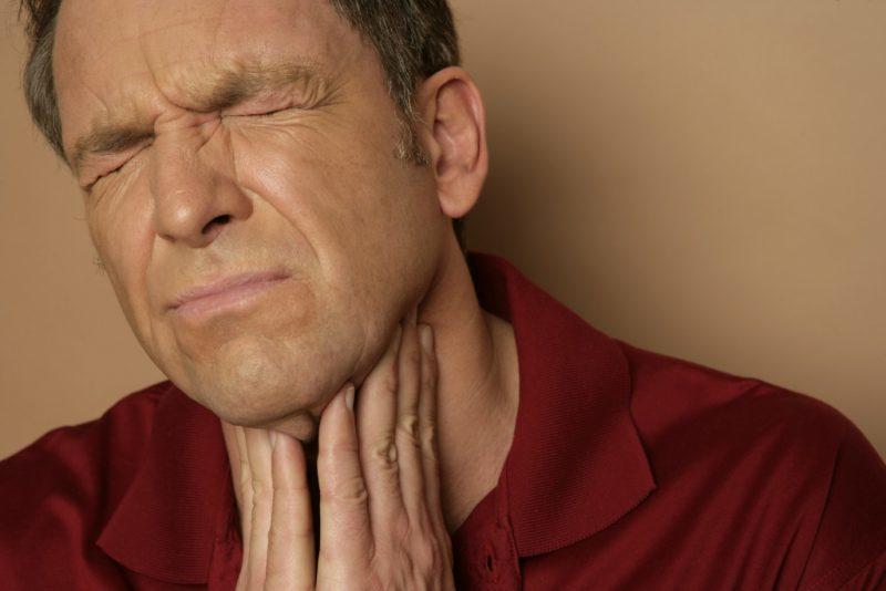 Кандидоз горла. Признаки и лечение