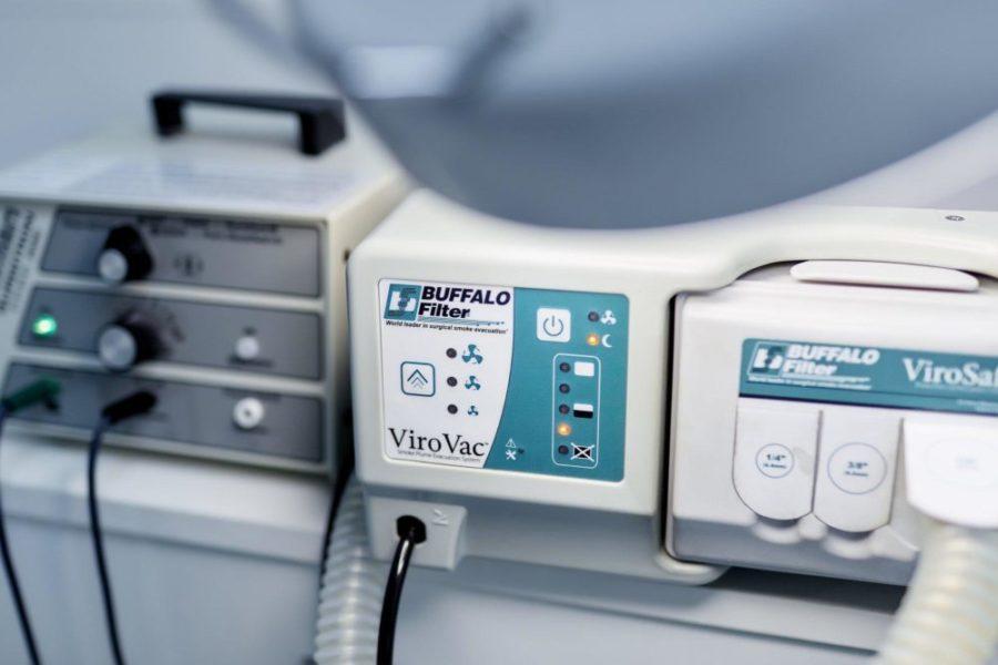Аппарат для радиоволновой деструкции