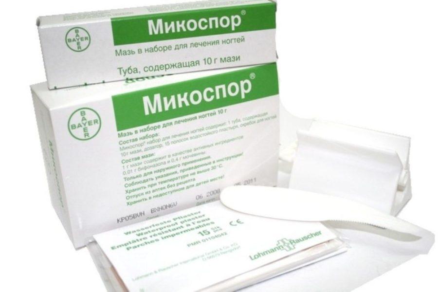 """Мазь """"Микоспор"""""""