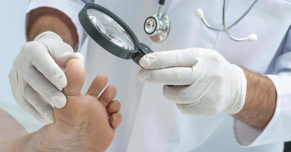 Если грибок на ногте к какому врачу