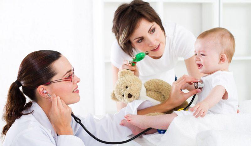 Молочница у детей. Симптомы и лечение