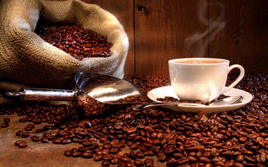 Настоящий зерновой кофе