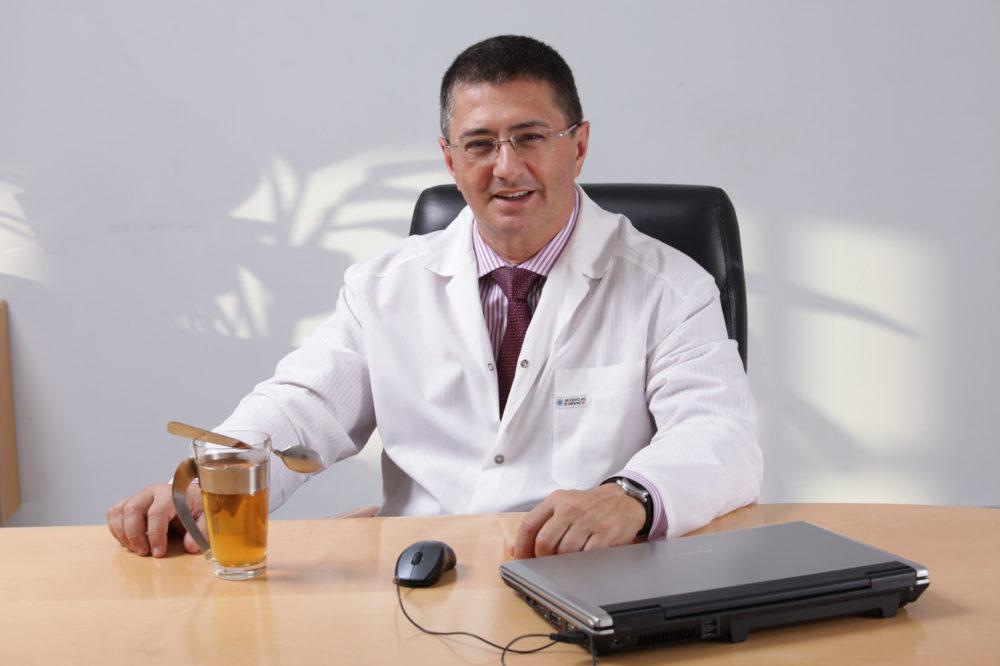 Мясников доктор про грибок ногтей