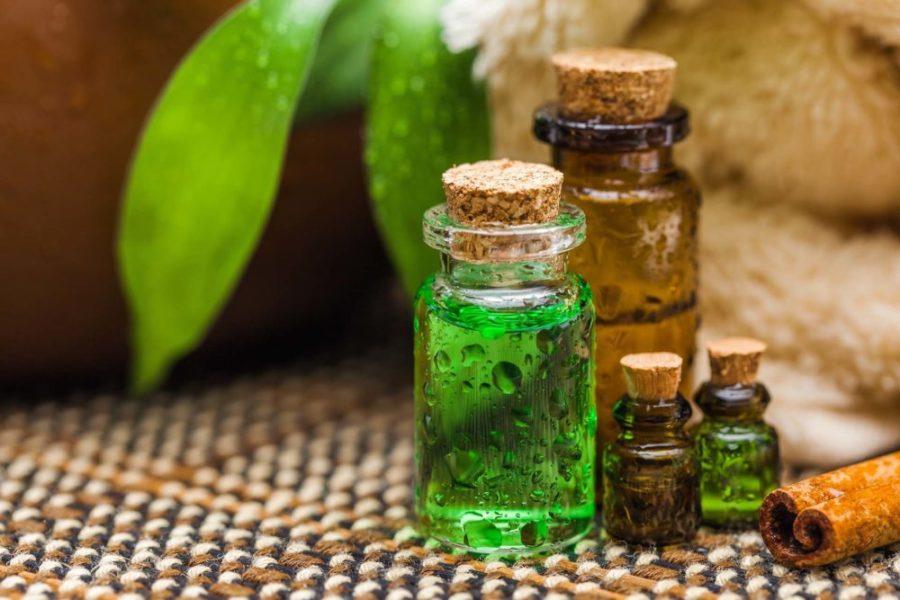Лечение папиллом различными маслами