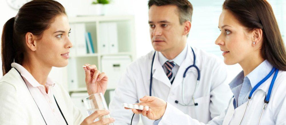 Разговор с врачами