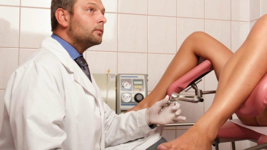 Осмотр у гинеколога