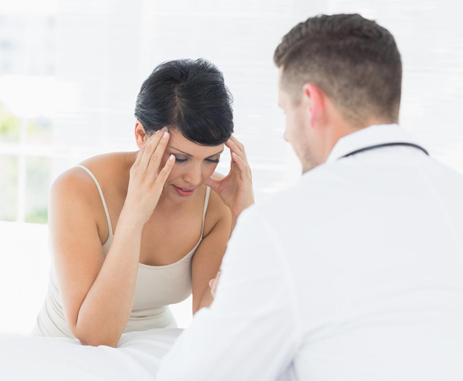 Лечение молочницы у женщин антибиотиками