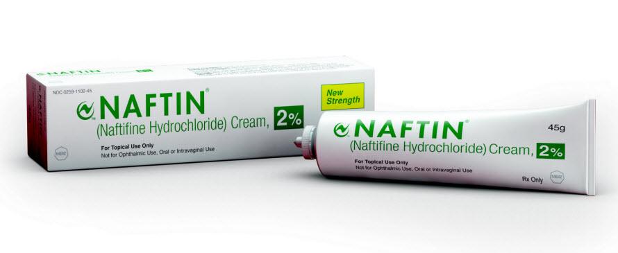 Нафтифин крем