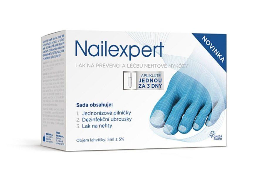 """Коробка """"Nailexpert"""""""