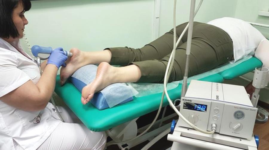 Аппаратное лечение шипицы