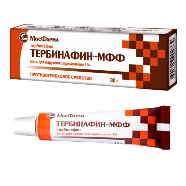 Тербинафин от грибка