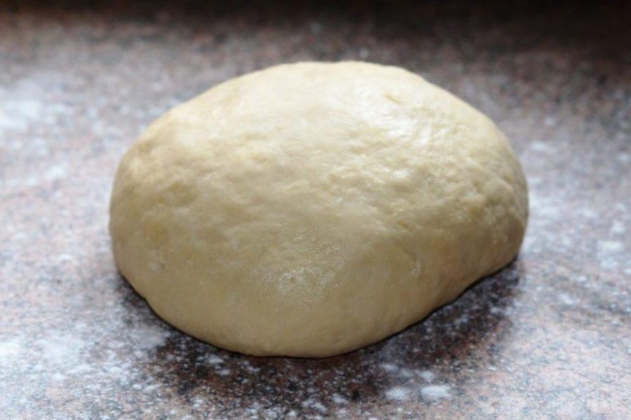 Уксусное тесто