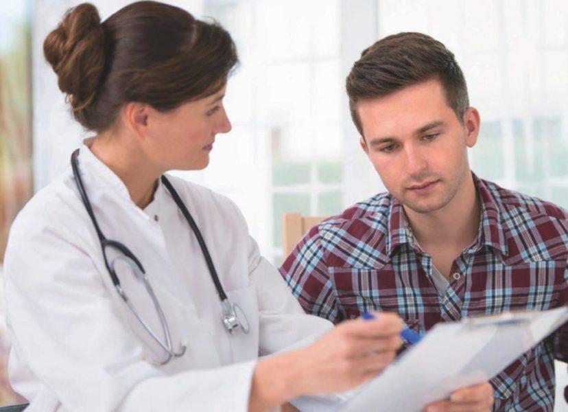 Консультирование с врачом
