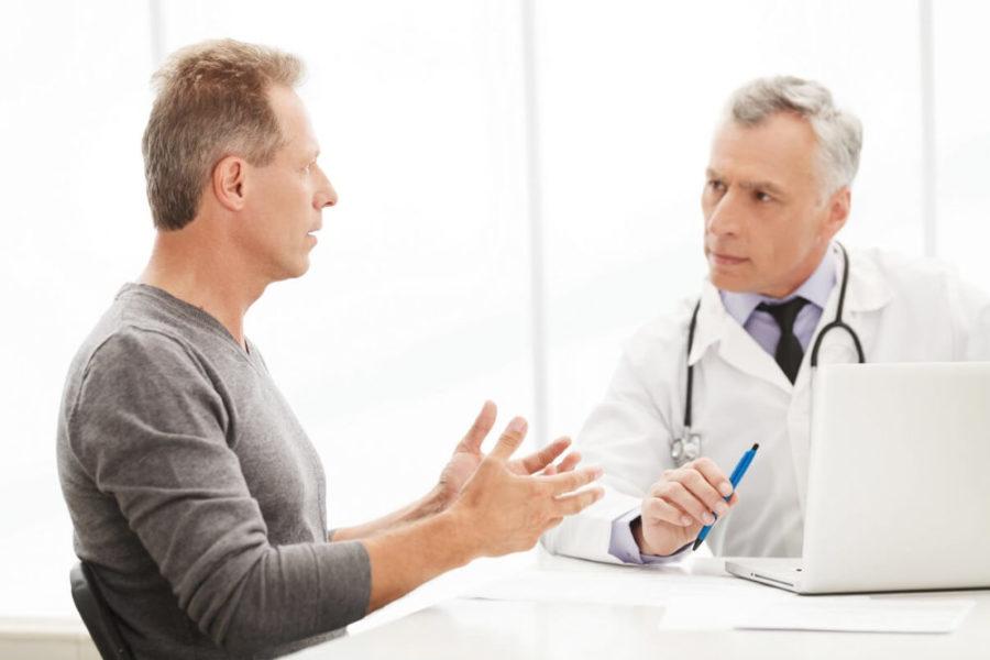 Папилломы у мужчин: причины появления и лечение