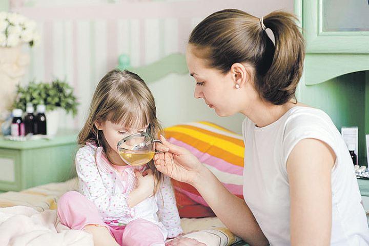Лечение молочницы у девочек